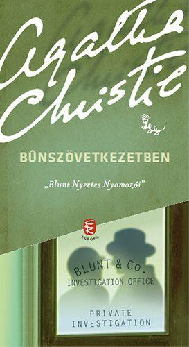 Bűnszövetkezetben - Agatha Christie pdf epub