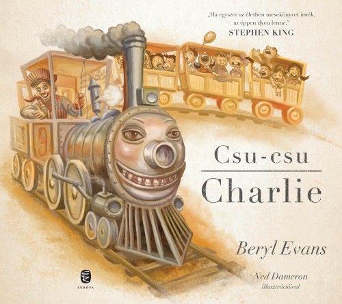 Csu-csu Charlie - Beryl Evans pdf epub
