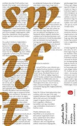 Gulliver utazásai - Jonathan Swift pdf epub