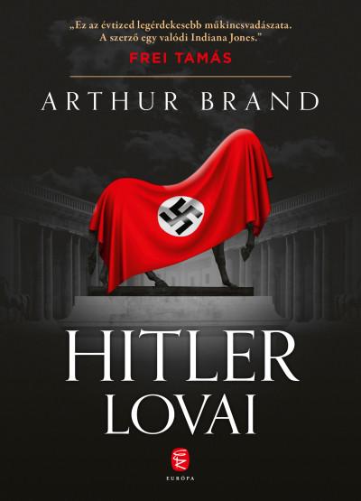 Hitler lovai