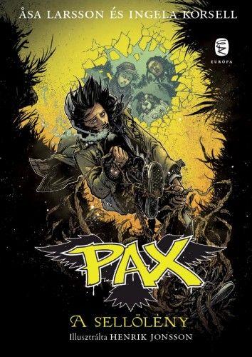 A sellőlény - Pax 6. - Åsa Larsson |