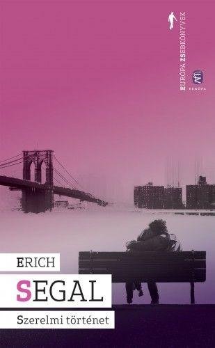 Szerelmi történet - Erich Segal |