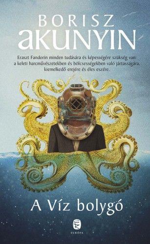 A Víz bolygó - Borisz Akunyin pdf epub