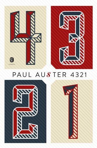 4 3 2 1 - Paul Auster pdf epub
