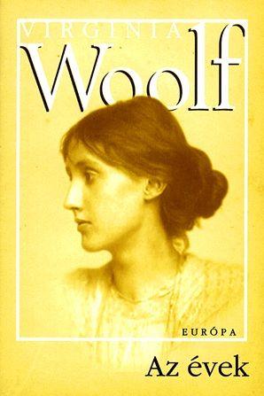 Az évek - Virginia Woolf pdf epub