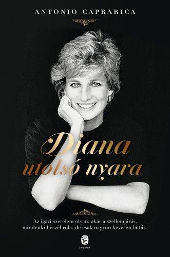 Diana utolsó nyara - Antonio Caprarica pdf epub