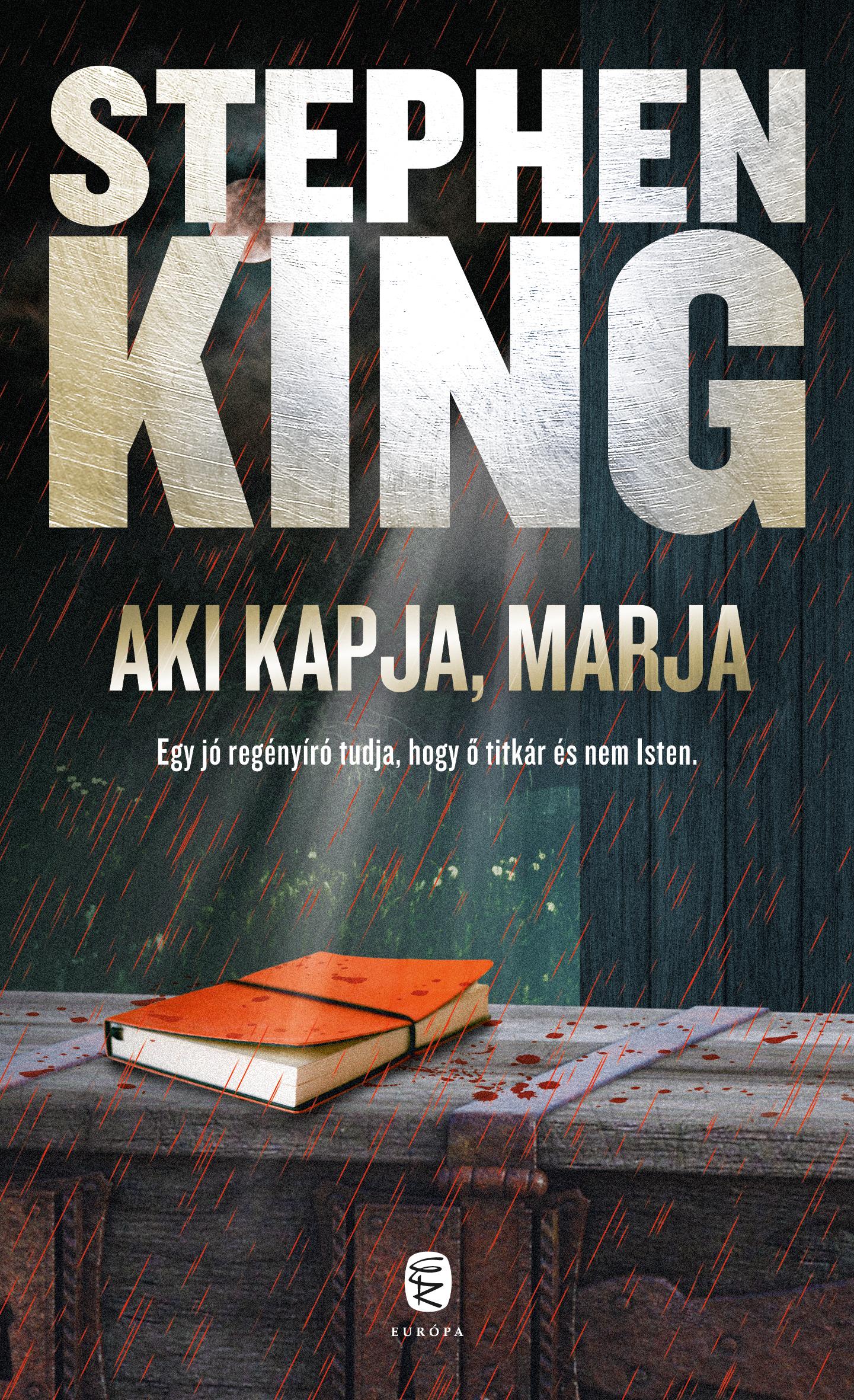 Aki kapja, marja - Stephen King pdf epub