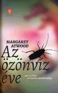Az özönvíz éve - Margaret Atwood |