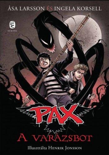 A varázsbot - Pax