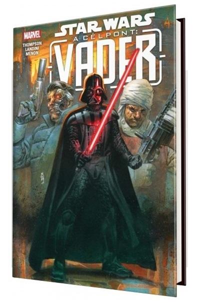 Star Wars - A célpont: Vader (képregény)