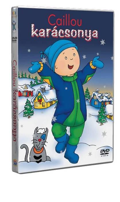 Caillou karácsonya - DVD