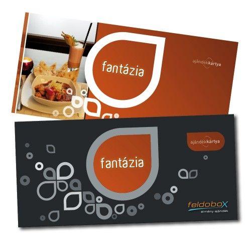 Fantázia ajándékkártya