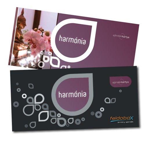 Harmónia ajándékkártya