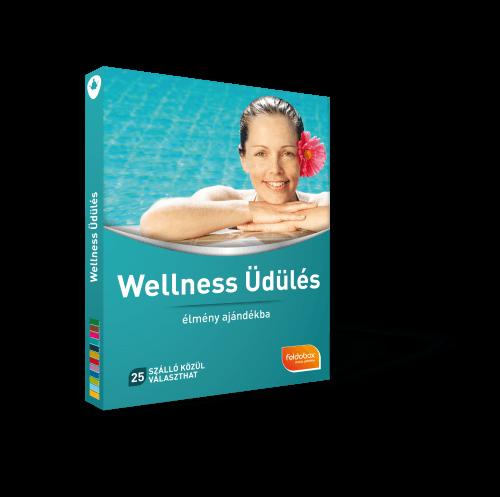 Wellness Üdülés ajándékdoboz