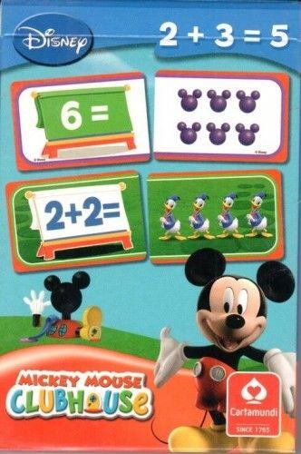 Mickey Mouse Clubhouse - Számolós kártya