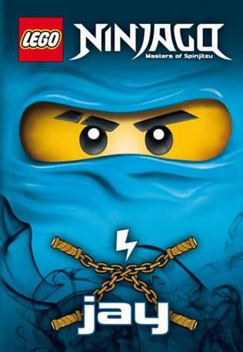 Lego 7. - Jay - Ninjago Masters of Spinjitzu