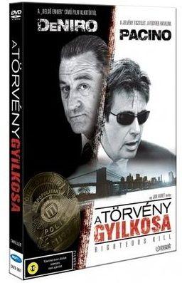 A törvény gyilkosa - DVD