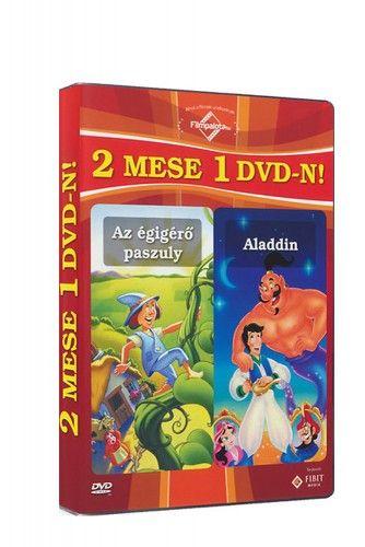 Az égigérő paszuly / Aladdin - DVD