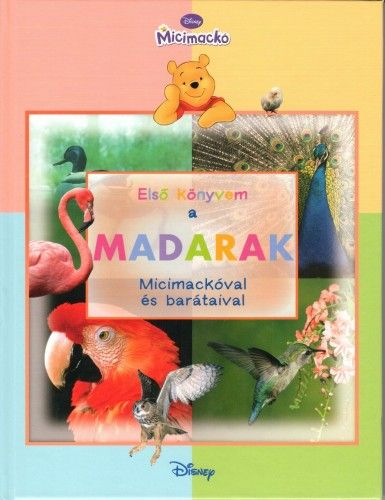 Micimackó - Első könyvem a… Madarak -  pdf epub