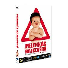 Pelenkás bajkeverő - DVD