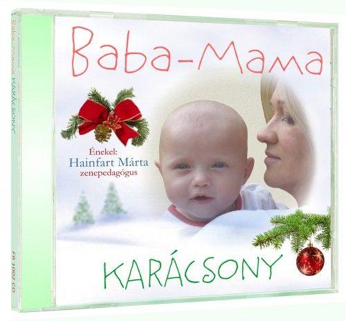 Baba-mama karácsony-CD - Hainfart Márta pdf epub