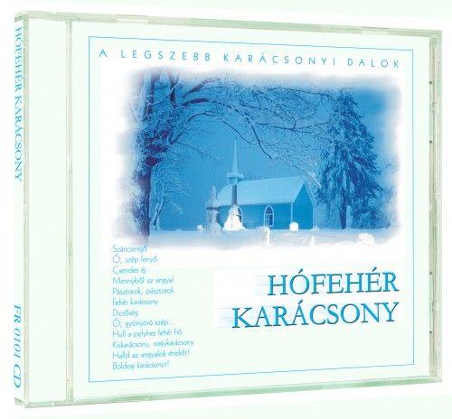Hófehér karácsony-CD