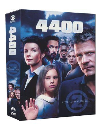 4400 - a teljes 2. évad