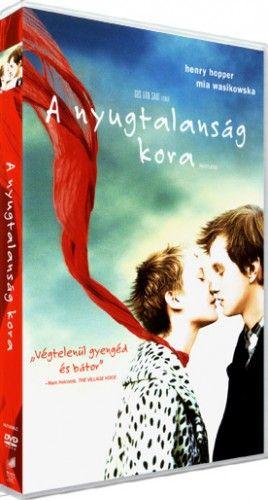 A nyugtalanság kora-DVD
