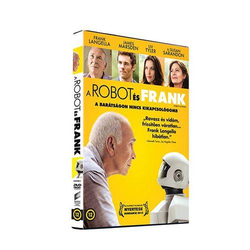 A robot és Frank-DVD
