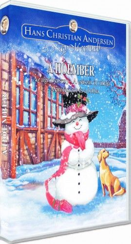 Jorgen Lerdam - A hóember-DVD