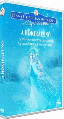 Jorgen Lerdam - A hókirálynő- DVD