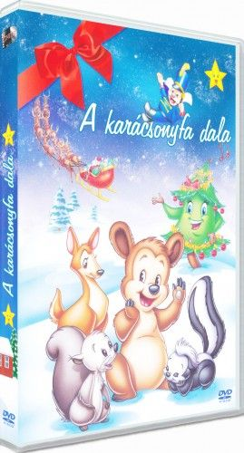 A karácsonyfa dala-DVD