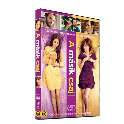 JenéeLaMarque - A másik csaj-DVD