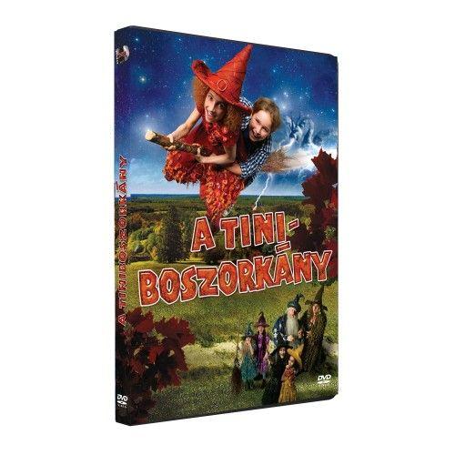 A tiniboszorkány-DVD