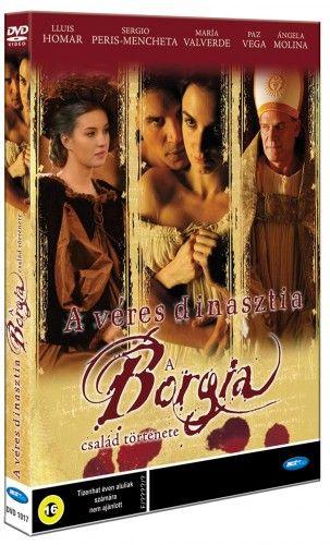 A véres dinasztia - A Borgia család története-DVD