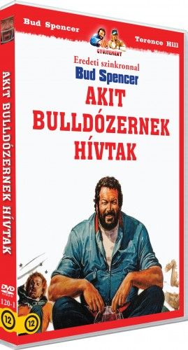 Akit Bulldózernek hívtak-DVD