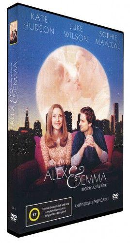Alex és Emma -DVD