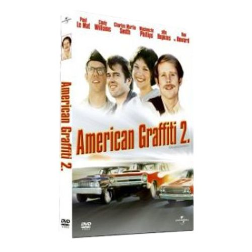 Bill L. Norton - American Graffiti 2.-DVD