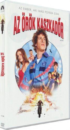 Az örök kaszkadőr-DVD