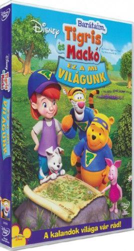 Barátaim, Tigris és Mackó: Ez a mi világunk-DVD