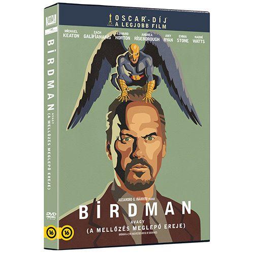 Birdman (Zöld)-DVD