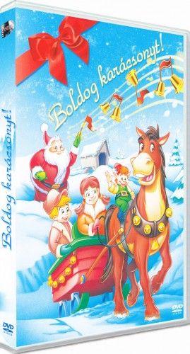 Boldog karácsonyt!-DVD