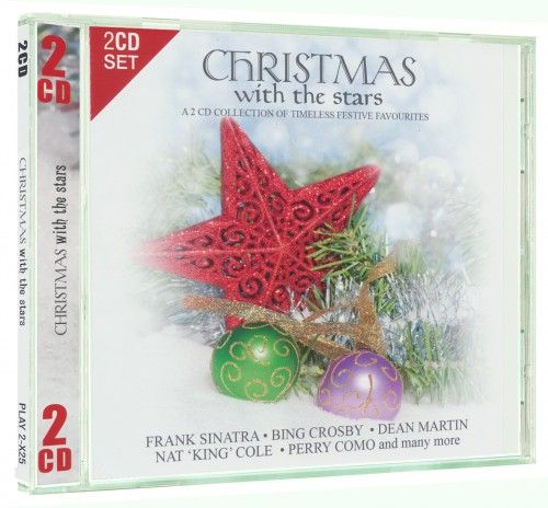 Christmas with The Stars 2 CD