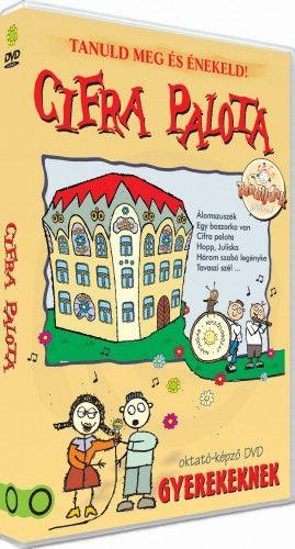 Zónai Tibor - Cifra palota oktató-képző DVD gyerekeknek