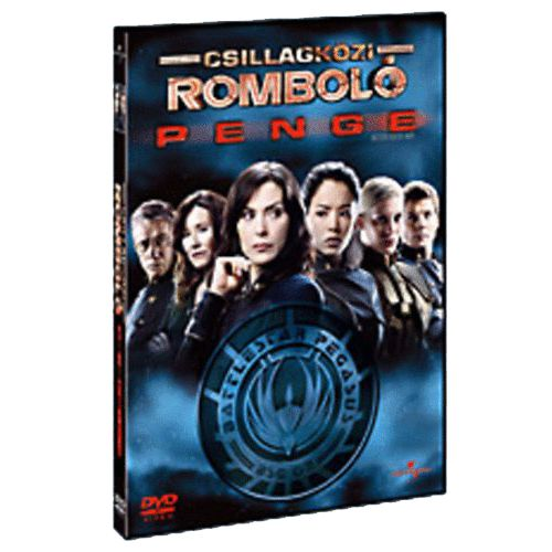 Csillagközi romboló - Penge-DVD