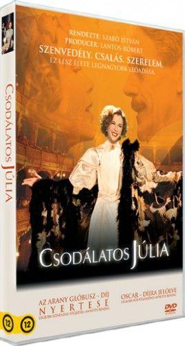 Csodálatos Júlia-DVD