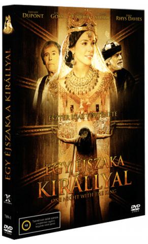 Egy éjszaka a királlyal-DVD