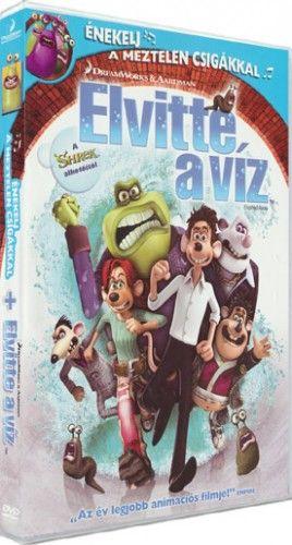 SamFell,DavidBowers - Elvitte a víz-DVD