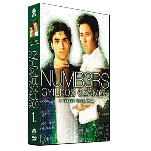Gyilkos számok - a teljes 1. évad-DVD