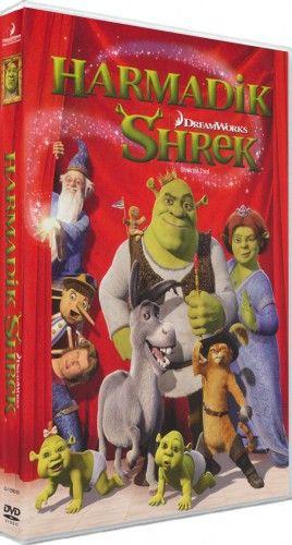 Harmadik Shrek-DVD
